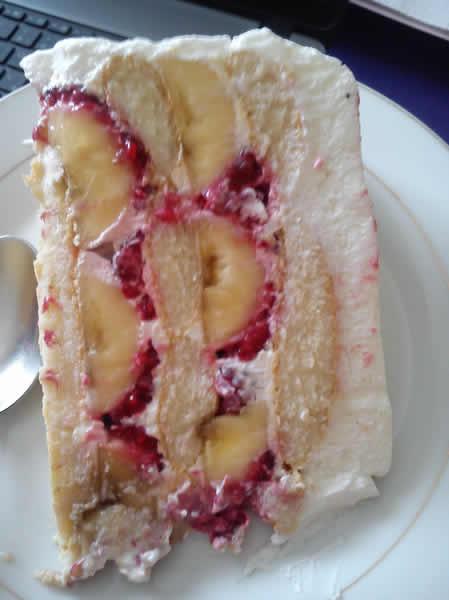Voćna torta - Očas posla